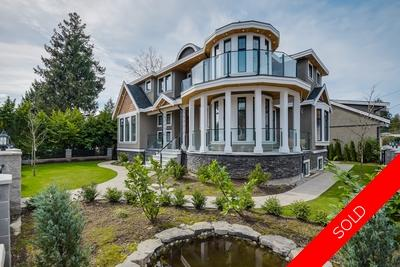 Kerrisdale House for sale:  6 bedroom 4,907 sq.ft. (Listed 2015-05-29)