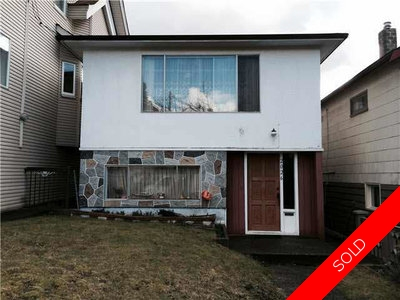 Commercial Drive House for sale:  5 bedroom 2,072 sq.ft. (Listed 2016-01-15)