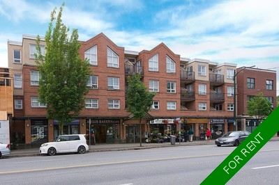 Kitsilano Apartment for rent: Coral Court 2 bedroom 878 sq.ft. (Listed 2017-09-01)