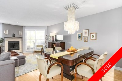 Fairview Slopes Townhouse for sale: Willor Arbour 2 Beds + Den 1,364 sq.ft. (Listed 2017-08-29)