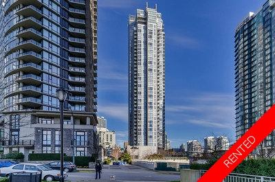 Yaletown Apartment: West One 2 Beds + Den + Storage  Stainless Steel Appliances, Hardwood Floors